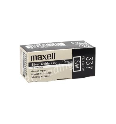 Bateria srebrowa Maxell 337 / SR 416SW