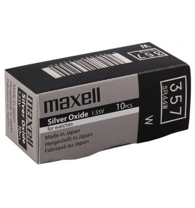 Bateria srebrowa Maxell 357 / SR 44W