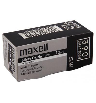 Bateria srebrowa Maxell 390 / SR 1130SW
