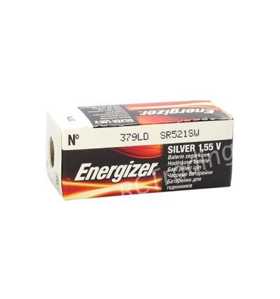 Bateria srebrowa Energizer 379 / SR 521SW