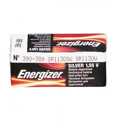 Bateria srebrowa Energizer 389 / SR 1130W