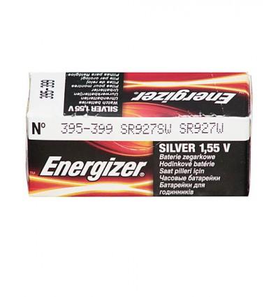 Bateria srebrowa Energizer 395 / SR 927SW
