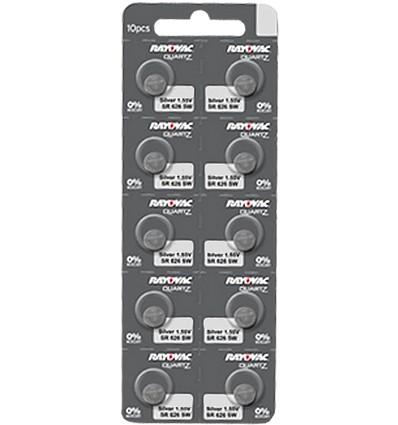 Rayovac-317-sr516sw-strip-pack-baterie-srebrowe-zegarkowe-silver-oxide-goenergia